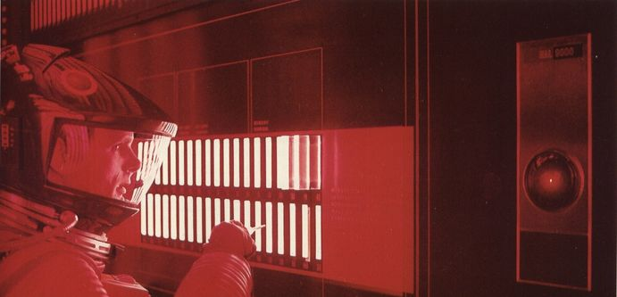 FOTO: HAL 9000 (2001: Space Odyssey)