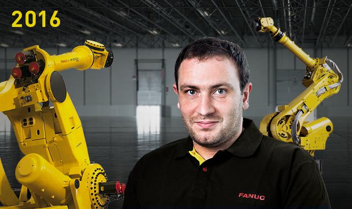 FOTO: Trendy v automatizaci podle FANUC